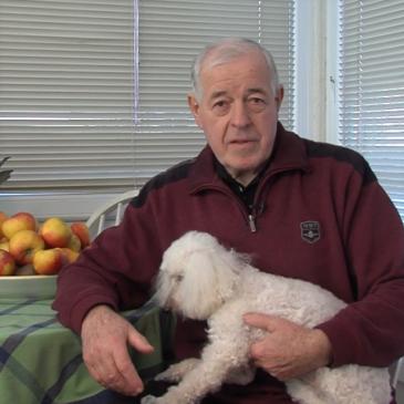 Kinolog Jože Vidic – Pomen pravilne prehrane psov