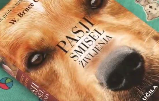 Priporočamo: knjiga Pasji smisel življenja