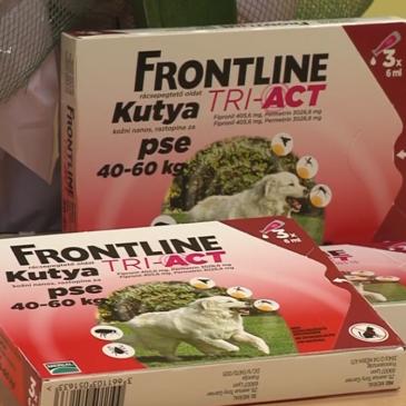 Priporočamo: Frontline Tri Act
